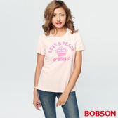 BOBSON 女款印圖T恤(27111-10)