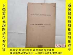 二手書博民逛書店POTTERY罕見TOMB FIGURES OF ANCIENT CHINA(多插圖)Y10911 THE