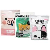 可愛豬/柴犬/法國犬 暖暖包(10入) 多款可選【小三美日】