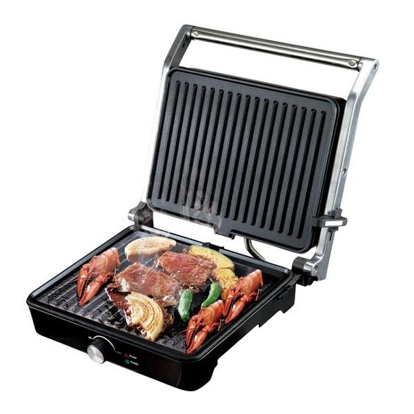 家用多功能牛排機煎烤牛扒器鐵板燒烤肉機早餐三明治機烤牛排機【618優惠】
