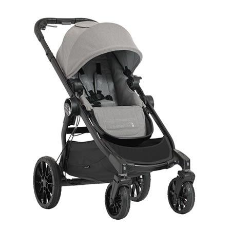 ✿蟲寶寶✿【美國Baby Jogger】雙胞胎戰車!全能推車 City select LUX - 雙人座椅 2色可選
