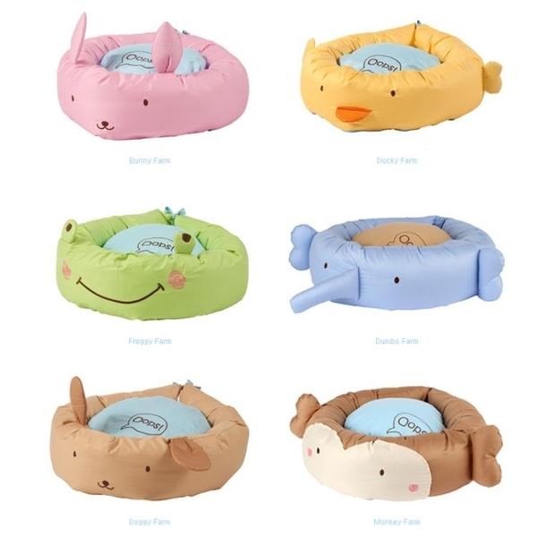 四季款可愛拆洗狗窩中小型冬季寵物用品貓床泰迪貴賓犬狗墊子