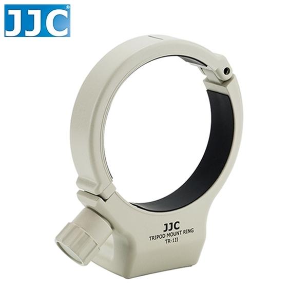 又敗家@JJC副廠腳架環相容小小白原廠Canon腳架環Tripod Mount Ring A II白色(W)Canon原廠腳架環三腳架環