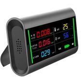 甲醛檢測儀家用專業PM2.5霧霾錶測試儀器和空氣質量苯自監測量盒
