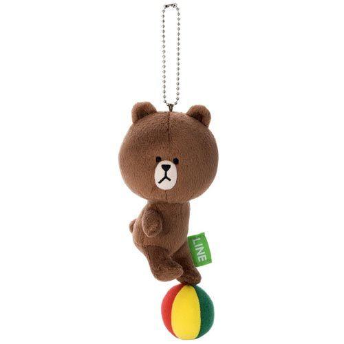 LINE - 吊飾 熊大 06_ TA29949