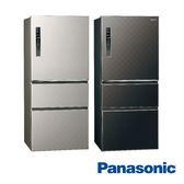 Panasonic國際牌610公升三門變頻電冰箱(銀河灰)NR-C610HV-S(原廠公司貨)