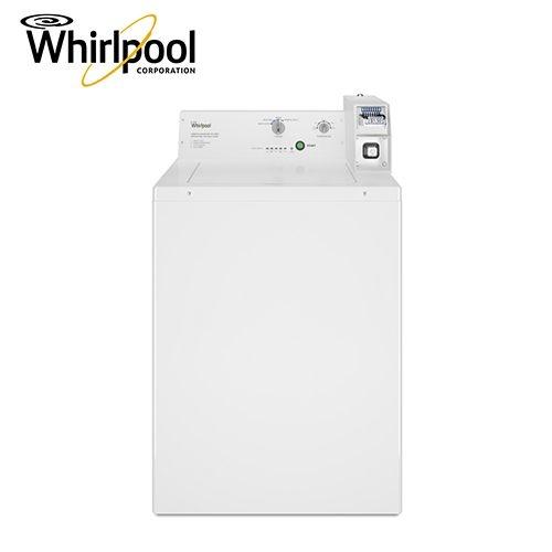 留言折扣優惠價*Whirlpool 惠而浦 9公斤 商用投幣 直立式洗衣機 CAE2765FQ