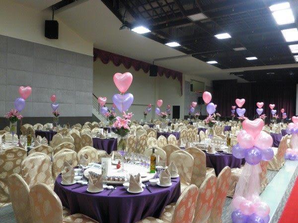 永和花店情意花坊婚禮會場佈置-浪漫型只要5999元保證如圖~新店群鶴飯店