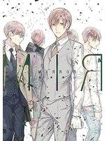 二手書博民逛書店《Ten Count Rihito Takarai Illustrations art book MIRROR 》 R2Y ISBN:9784403650734