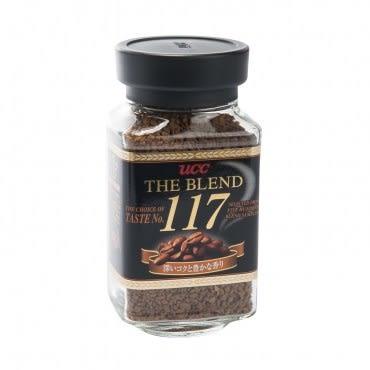 UCC即溶117咖啡罐90g