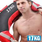重力17公斤牛角包17KG保加利亞訓練袋Bulgarian Bag.舉重量訓練包沙包.啞鈴重訓負重袋沙袋推薦