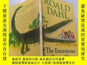 二手書博民逛書店the罕見enormous crocodile :巨大的鱷魚Y212829 不祥 不祥