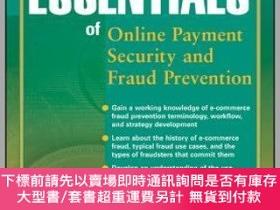 二手書博民逛書店預訂Essentials罕見Of Online Payment Security And Fraud Preven