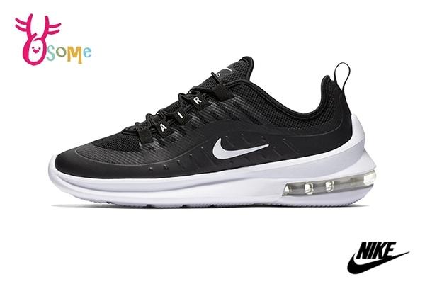 NIKE AIR MAX AXIS 慢跑鞋 男款 氣墊運動鞋O7260#黑白◆OSOME奧森鞋業