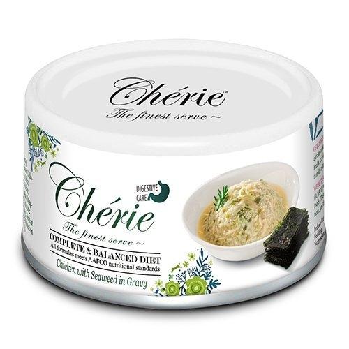 *WANG*【單罐】法麗Cherie全營養主食罐《泌尿道保健|腸胃保健》80G/罐 貓罐頭 四種口味任選