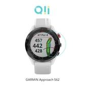 Qii GARMIN Approach S62 玻璃貼 (兩片裝) 手錶保護貼