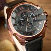 DIESEL 大型標誌粗曠時尚腕錶 DZ4459 熱賣中!