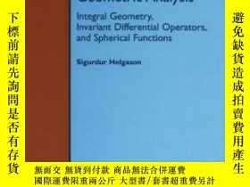 二手書博民逛書店Groups罕見And Geometric Analysis-群與幾何分析Y436638 Sigurdur H