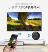 傳輸器 HDMI同屏器蘋果安卓ipad無線連接電視投影儀高清投屏傳輸 城市玩家