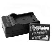 Dr.battery 電池王 for DMW-BCJ13 高容量鋰電池+充電器組