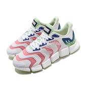 adidas 慢跑鞋 Climacool Vento 白 粉紅 女鞋 透氣 Boost 中底 運動鞋【ACS】 FX7840
