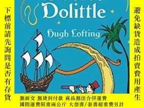 二手書博民逛書店The罕見Voyages Of Doctor DolittleY256260 Hugh Lofting Dov