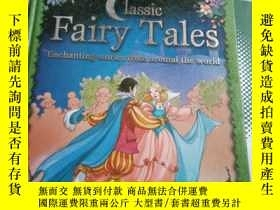 二手書博民逛書店Classic罕見Fairy Tales:Enchanting