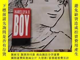 二手書博民逛書店罕見日本動畫經典——BOY(內附兩張光盤,聖子到1-2)Y234