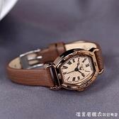 韓國品牌聚利時手錶女潮流時尚小巧酒桶形學生女士腕錶細帶女錶 美眉新品