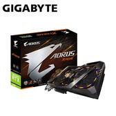 技嘉GIGABYTE GV-N2080AORUS X-8GC 顯示卡