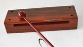 木魚 紅木方梆子 樂器梆子 戲曲戲劇梆子木魚 奧爾夫打擊樂器 星隕閣