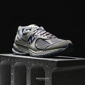 NEW BALANCE 休閒鞋 2002R (偏窄) 原版配色 元祖灰 灰綠 D楦 男女 (布魯克林) ML2002RA