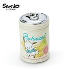 【日本正版】帕恰狗 迷你罐型 收納包 吊飾 小物收納 POCHACCO 三麗鷗 Sanrio - 422540