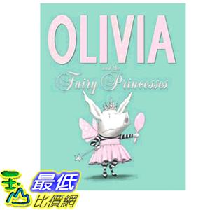2019 美國得獎書籍 Olivia and the Fairy Princesse