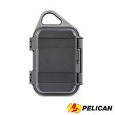 美國 PELICAN 派力肯 塘鵝 G10 防水 微型 小型 氣密箱 灰色 / 露營 戶外運動 單車 適用
