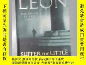 二手書博民逛書店英文原版罕見Suffer the Little Children