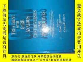 二手書博民逛書店TREATMENT罕見WITH GNRH ANALOGS CON