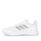 Adidas Galaxy 5 [FY6744] 女鞋 運動 慢跑 休閒 緩震 健身 回彈 柔軟 穿搭 愛迪達 白 金