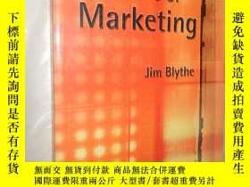 二手書博民逛書店Essentials罕見of Marketing by Jim