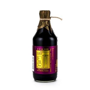 (組)屏東豆油伯缸底醬油500ml 1入+金美好無添加糖醬油500ml 1入