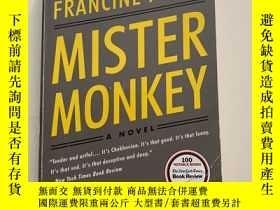 二手書博民逛書店Mister罕見MonkeyY2670 Francine Pro