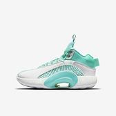 Nike Air Jordan Xxxv Guo (gs) [DJ3009-100] 大童鞋 籃球鞋 運動 保護 白 綠