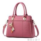 女士包包2021春季新款大容量媽媽包手提包韓版單肩斜背包中年女包 蘿莉新品