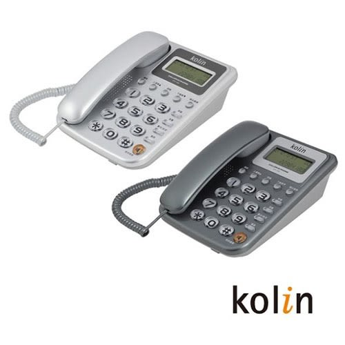 歌林 來電顯示電話KTP-1102L【愛買】