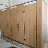 屏風 衛生間隔斷板 廁所隔斷板酒店辦公樓學校洗手間防水抗倍特小便擋