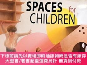 二手書博民逛書店Spaces罕見for ChildrenY360448 Carles Broto Leading Intern