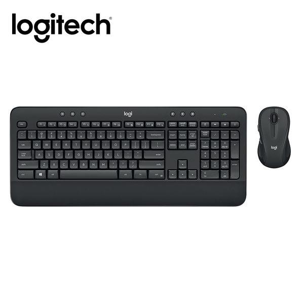 【logitech 羅技】MK545 無線鍵鼠組 【買再送手機指環支架】
