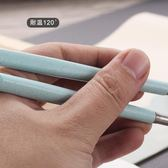 304不銹鋼筷子中式家用家庭裝防滑鐵長金屬筷子10雙套裝5【無趣工社】
