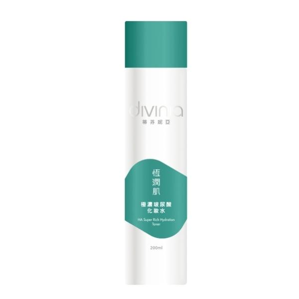 Divinia 恆潤肌極濃玻尿酸化妝水 200ml