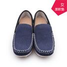 【A.MOUR 經典手工鞋】帆船豆豆 -...